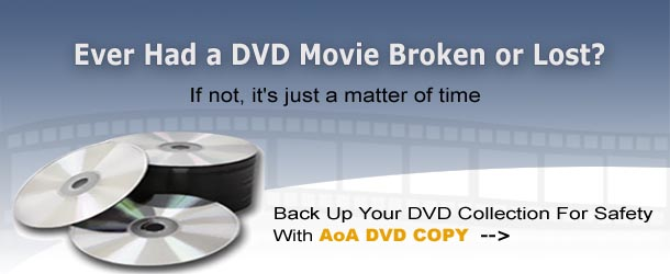 Copy DVD to DVD, Burn DVD