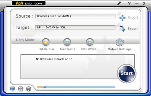 copy dvd to hard drive